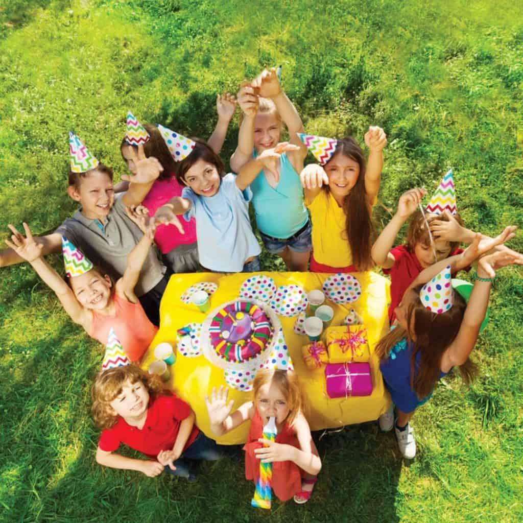 Feste di Compleanno per bambini al parco sul Lago Maggiore