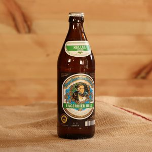 Birra Bavarese Augustiner Heller