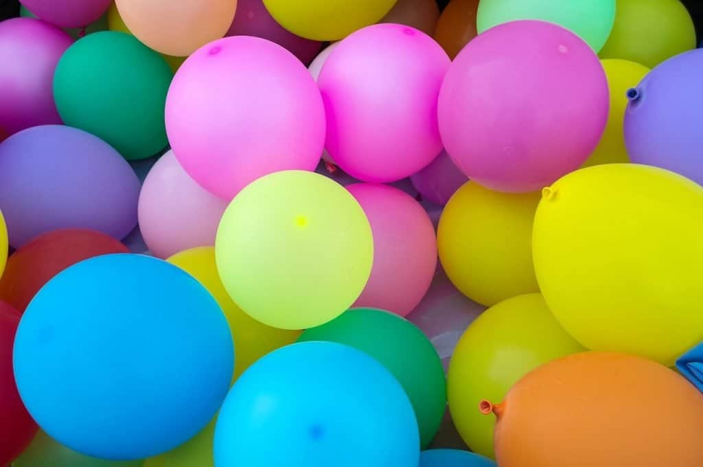 palloncini, il tuo giorno speciale a Wonderwood
