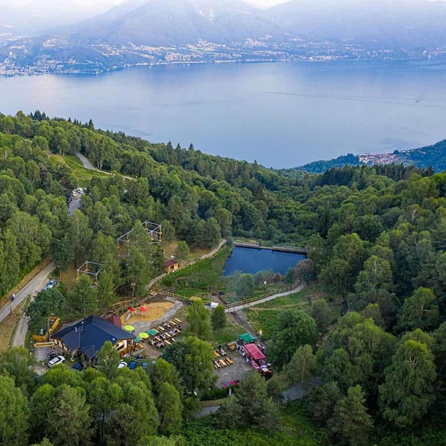 Wonderwood View Lago Maggiore
