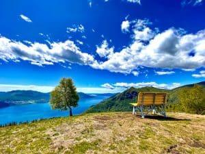 Big Bench: la panchina gigante sul Lago Maggiore